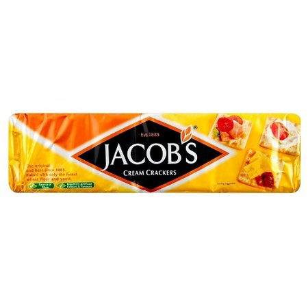 Jacob's Cream Crackers (300g) - Pack of 2](Clackers For Sale)