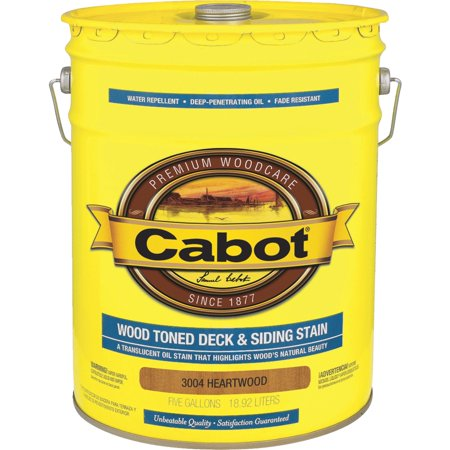 Cabot Alkyd Oil Base Wood Toned Deck Amp Siding Stain