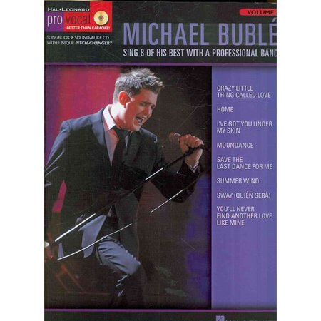 Michael Buble  Sing 8 Of His Best Hits With A Professional Band
