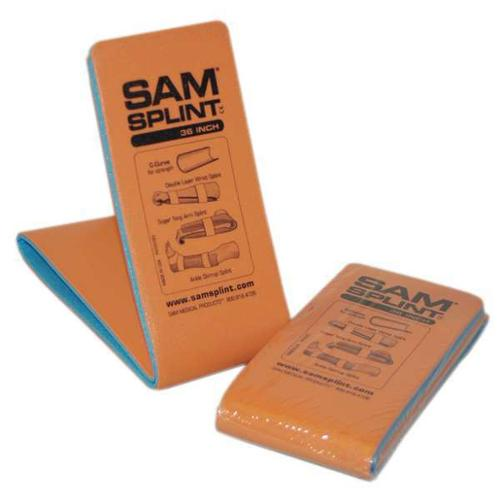 PAC-KIT 30-201G Sam Splint, 4 x 36 In