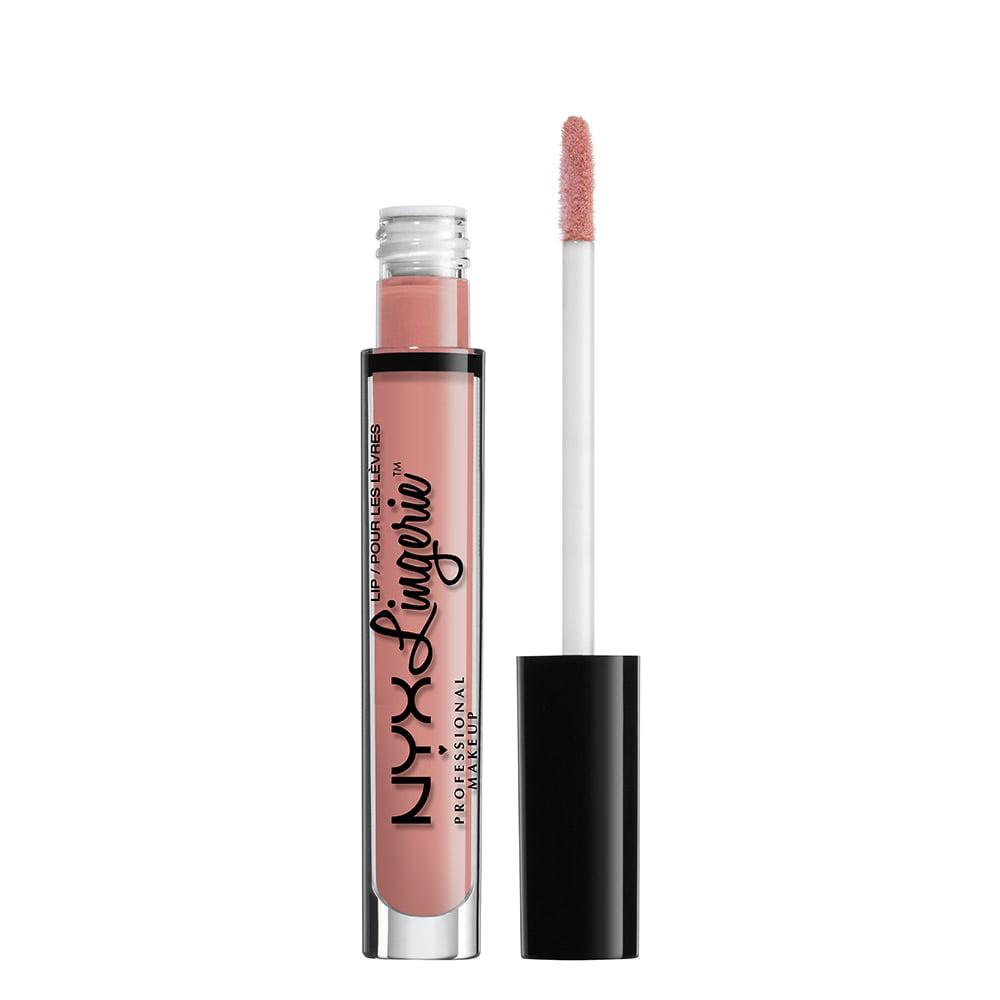 NYX Professional Makeup Lip Lingerie Lipstick Silk Indulgence - 0.13 fl oz