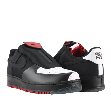 Nike Air Sig Force 1 Bajo Cmft Lw Gp Sig Air Blanco  Negro Hombres Basketball f78cef