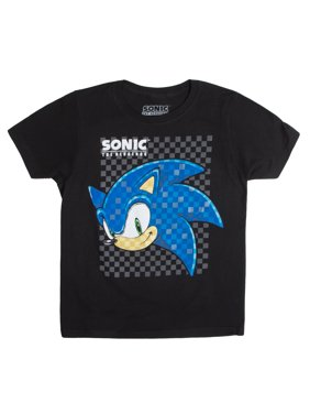 Sonic Graphic Short Sleeve T-Shirt (Little Boys & Big Boys)
