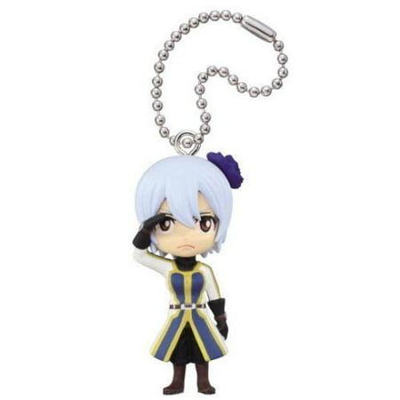 Fairy Tail Yukino Aguria Deformed Mini Figure Keychain ()