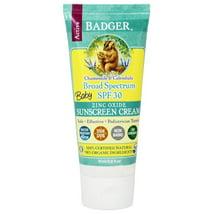 Sunscreen & Tanning: Badger Baby