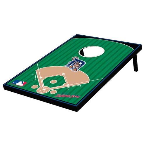 Tailgate Toss DO NOT SET LIVE! Detroit Tigers Decal Baseball Bean Bag Toss Game