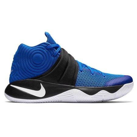Nike Men's Kyrie 2 Basketball Shoes sz 12 Hyper Cobalt White Black  Brotherhood Edition