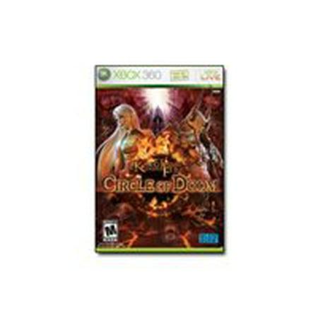 Kingdom Under Fire Circle of Doom - Xbox 360 - DVD -