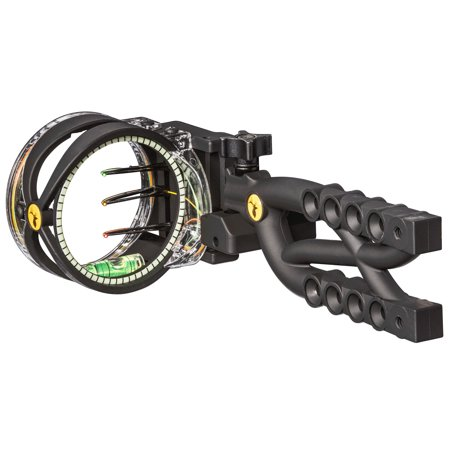 Trophy Ridge Cypher 3 Sight with Tool-less Windage and Elevation Adjustments and Reversible Mount