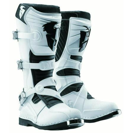 Thor Ratchet Motocross MX Boots White