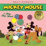 Walt Disney's Mickey Mouse: The Big, Big Wind (Paperback)