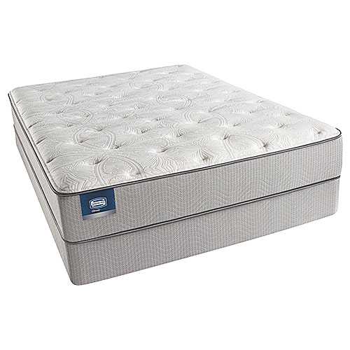 Chickering Full Size Luxury Firm Mattress and Standard Box