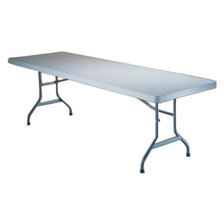Lifetime 8-Foot Commercial Folding Table White, 22980