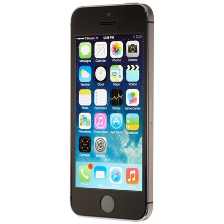 Apple Iphone 5S 16Gb Factory Unlocked At T Mobile   Space Gray  Refurbished