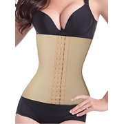 Women's Ultra Firm Control Shapewear Tummy Body Shaper Waist Trainer Cincher Waist Tummy Slimmer Body Shaper