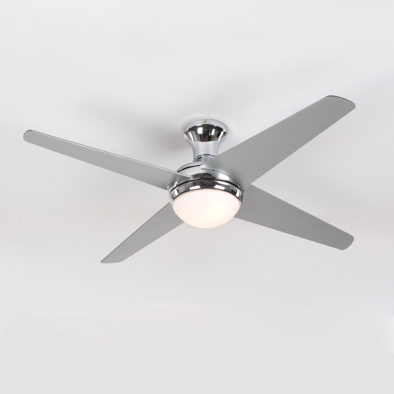 Yosemite Home Decor Taysom 52 in. Indoor Ceiling Fan with ...