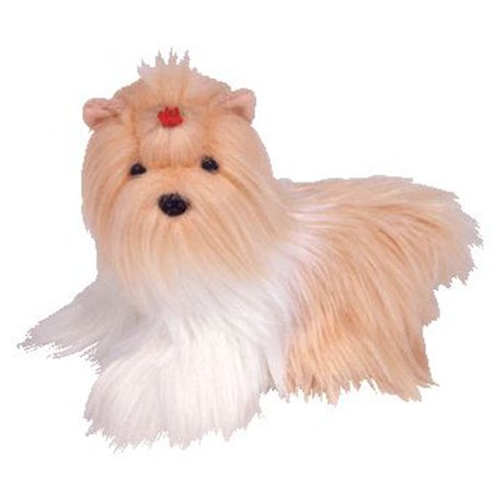 TY Beanie Baby - TIBBY the Shih Tzu Dog (5 inch) (Plush Shih Tzu)