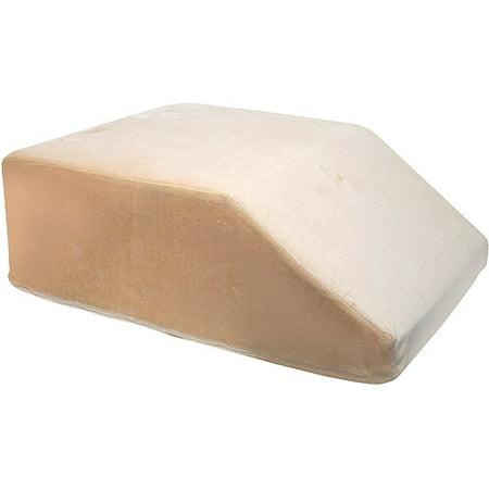 Memory Foam Leg Wedge Pillow Walmart Com