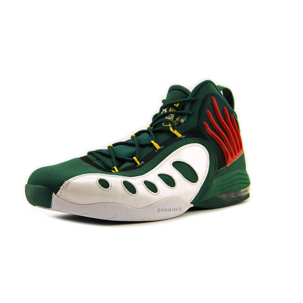 "Nike Sonic Flight ""Supersonics"" Mens Basketball Shoes 641..."