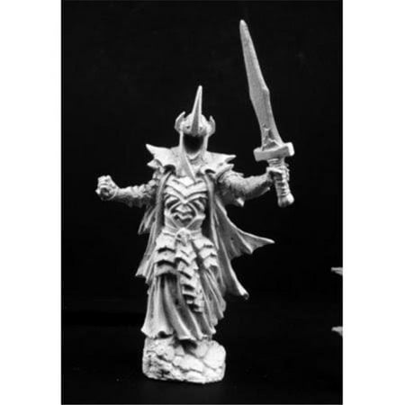 25 mm Dark Heaven Legends Murkillor the Wraith King Miniature - image 1 of 1