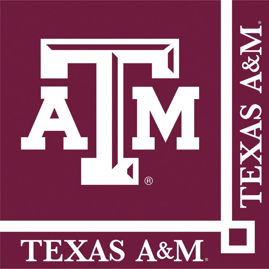 Texas A&M Aggies Beverage Napkins, 20-Pack