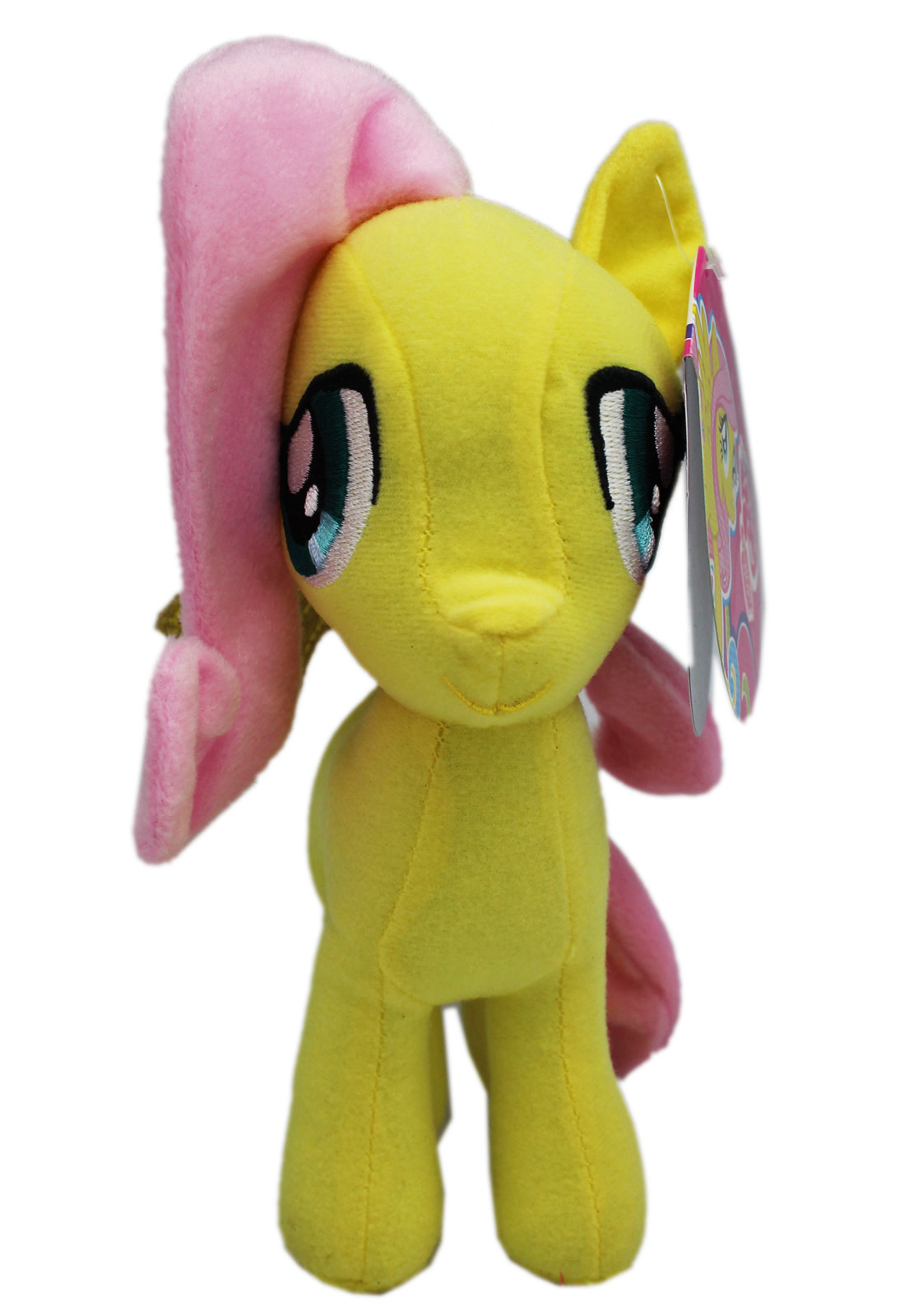 My Little Pony Friendship is Magic Fluttershy Plush Toy (8in) by