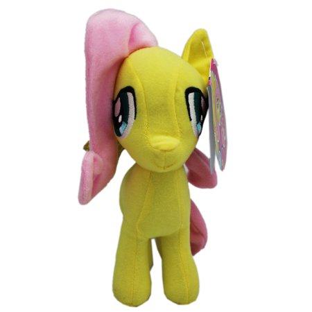 My Little Pony Friendship is Magic Fluttershy Plush Toy (8in) - Fluttershy Plush