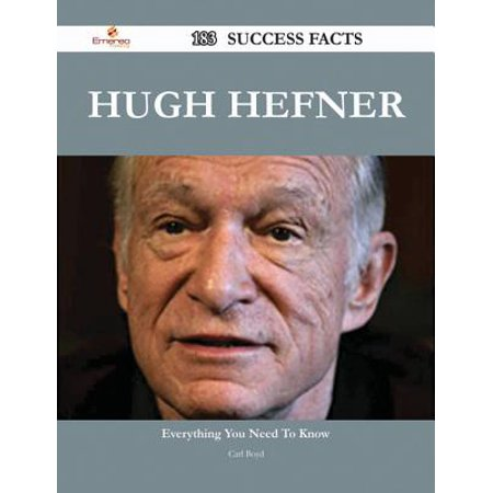 Hugh Hefner 183 Success Facts - Everything you need to know about Hugh Hefner - eBook](Hugh Hefner Smoking Jacket)