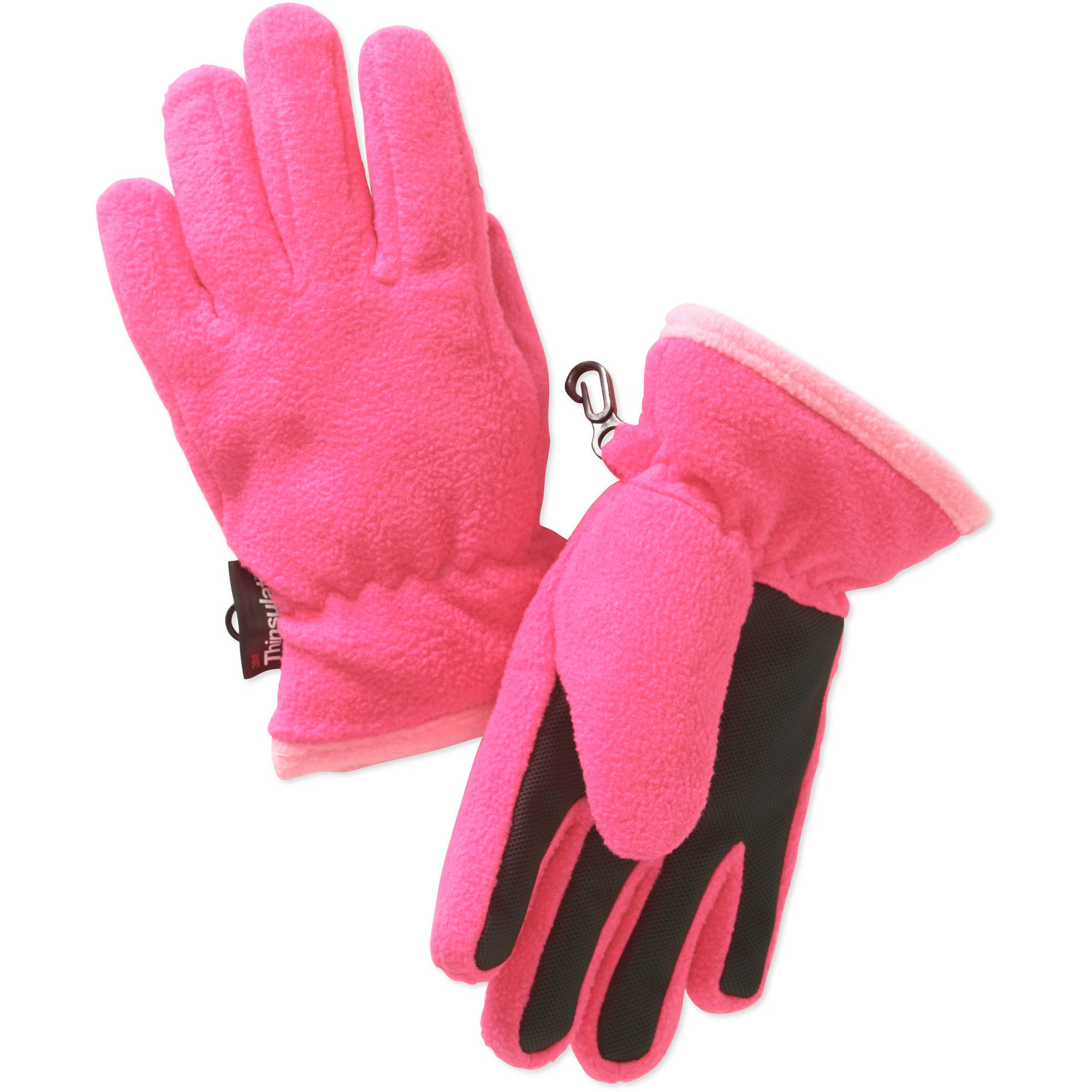 Frostline Essentials Baby Toddler Girl Easy Open Ski/Snowboard Gloves