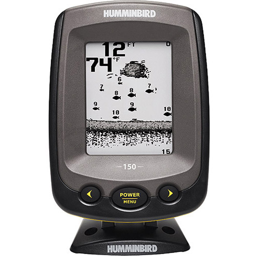 piranhamax 150 sngbeam 600ft 160x128 gray - walmart, Fish Finder