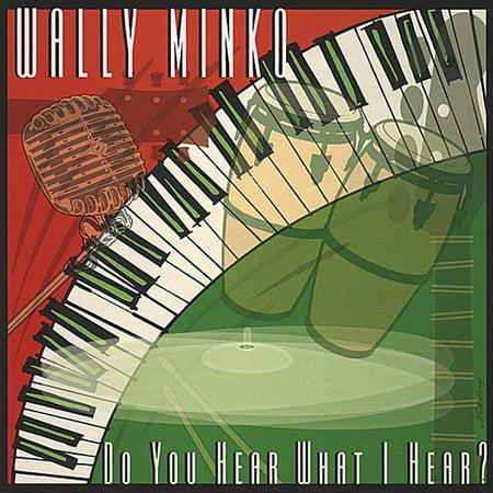 Wally Minko   Do You Hear What I Hear   Cd