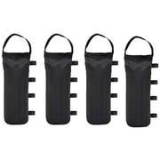 Xinxinyy 4pcs Pop-up Tent Sandbags Outdoor Instant Canopy Sand Bags Waterproof Empty Patio Umbrella Weights