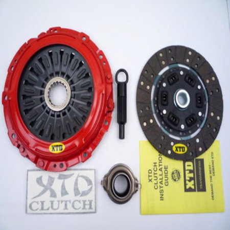 XTD® STAGE 2 CLUTCH KIT 03-07 MITSUBISHI LANCER EVO EVOLUTION 8 VIII 9 IX (Evo Ix)