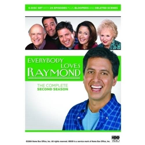 Everybody Loves Raymond: The Complete Second Season (Widescreen)