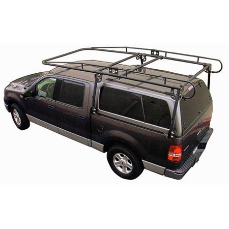 Paramount Restyling 19601 Full Size Camper Shell Contractors Rack for Long/Short Bed
