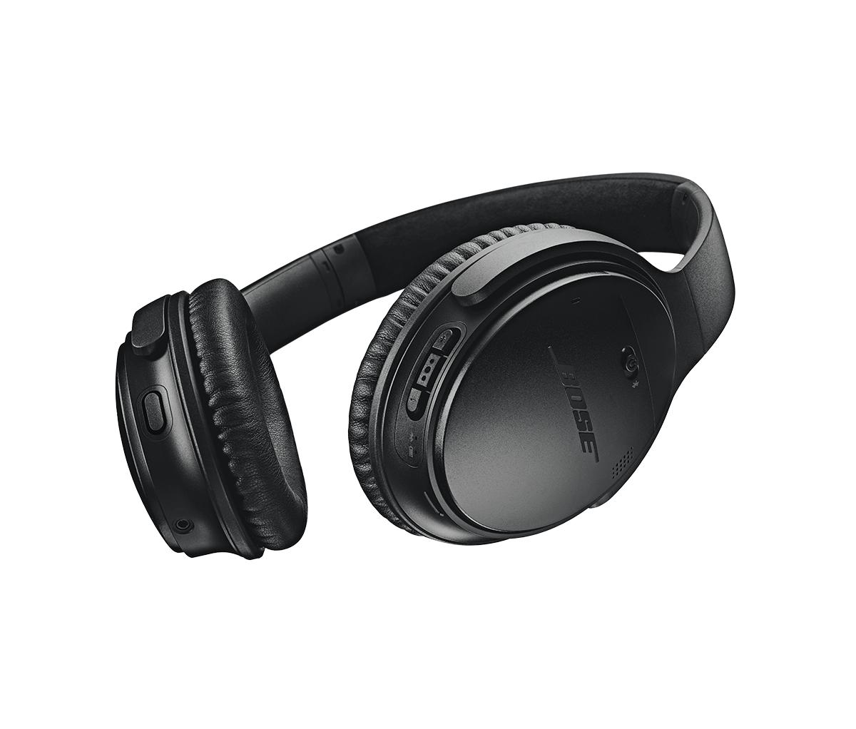 bose 35 ii. bose quietcomfort 35 wireless headphones ii with google assistant image 4 of ii