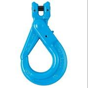 YOKE X-026-13 Self Locking Hook,Alloy Steel,G100