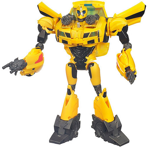 Transformers Prime Autobot Weaponizer Bumblebee Action Figure