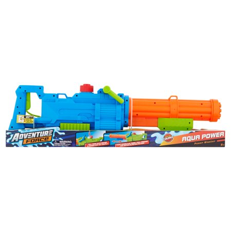 Cool Water Guns (Adventure Force Aqua Power Power Blaster Water Gun,)