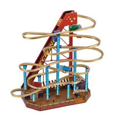 Mr.Christmas World's Fair Grand Roller Coaster ()