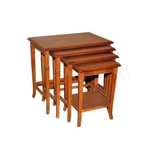 Winport Industries 4 Piece Nesting Tables