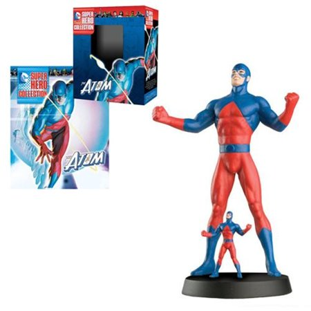 DC Superhero The Atom Best of Figure with Magazine #24 ( Number of Pieces per case: