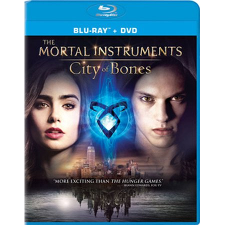 The Mortal Instruments: City of Bones (Blu-ray) (Sin City 1 And 2 Blu Ray)