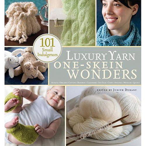 Storey Publishing Luxury Yarn One-Skein Wonders