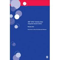 Sage Ibm(r) Spss(r) Statistics V24.0 Student Version (Other)
