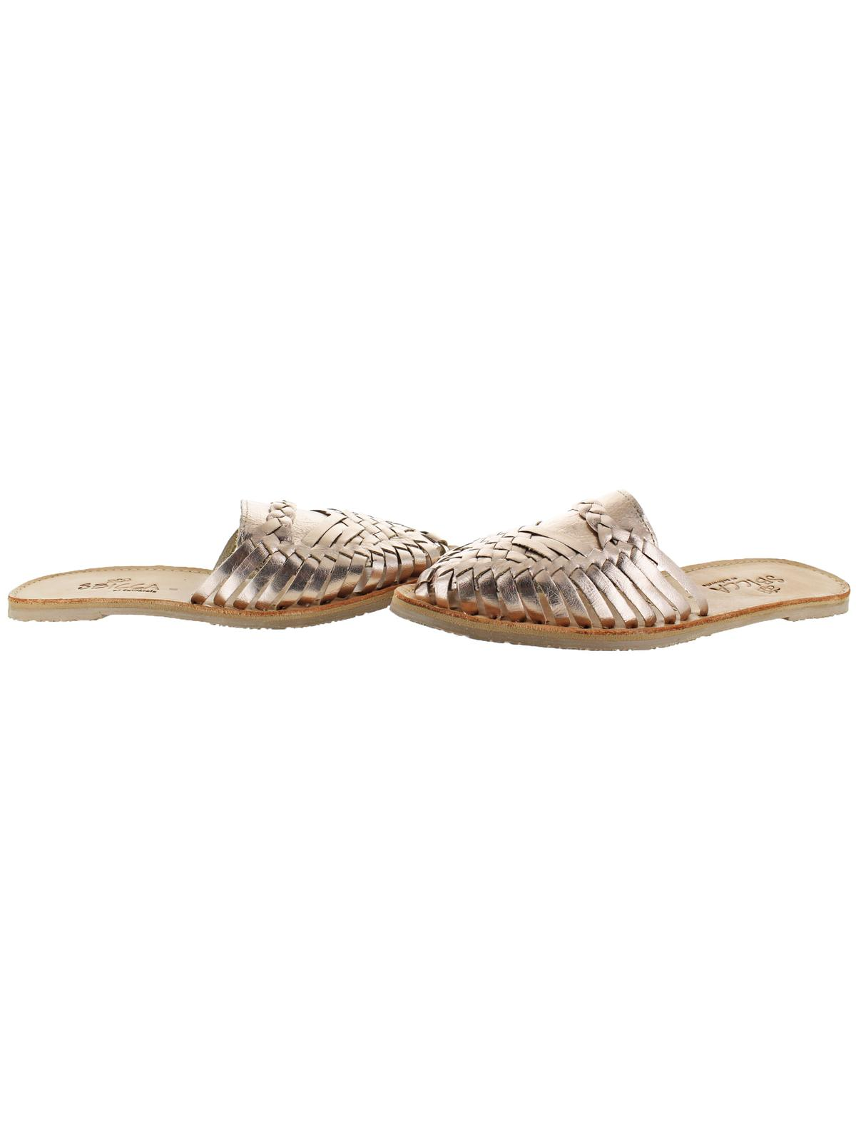 Sbicca Womens Baines Closed Toe Vintage Huarache Sandals