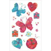 Mrs. Grossman's Stickers-Lovely Bugs