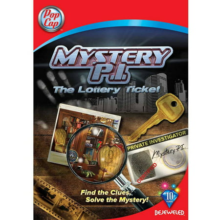Mystery P.I. The Lottery Ticket (PC) (Digital Code) ()