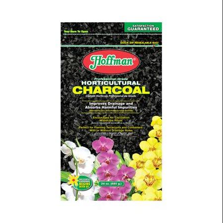 Horticultural Charcoal, 24 oz., Hoffman, 17502