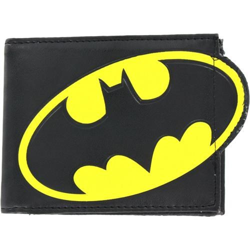 Batman Big Logo Bi-Fold Wallet